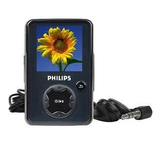 philips sa3025 2 gb flash video mp3 player with fm radio and 1 5 inch color screen. Black Bedroom Furniture Sets. Home Design Ideas