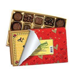 Whitman's Sampler Assorted Chocolate, 12-Ounce ()