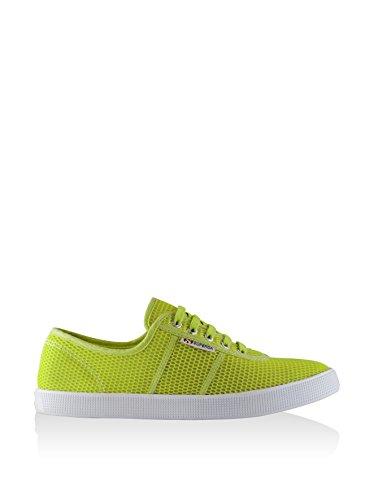 Sneakers - 4508-meshu Limelight