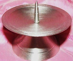 Chandelier Bougeoir Pour Bougie de baptême communion Bougie de 4080mm Diamètre VT DE 18 kerzenzauber-lusine