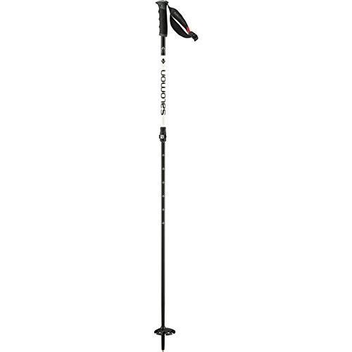 Salomon Snow Skis - Salomon Skiing Poles Salomon mtn Alu S3 White/black Ski Poles, White