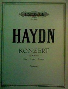 Konzert in D Dur fur Cembalo (Klavier) und Orchester, mit Begleitung Eines Zweiten Klaviers und Original-Kadenzen Herausgegeben (Edition Peters, Nr. 4353)