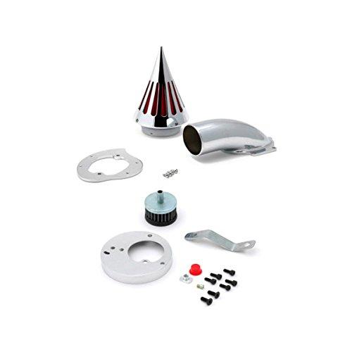 - Krator® Honda VTX 1300 VTX1300 (All Years) Cruiser High Quality Chrome Billet Aluminum Cone Spike Air Cleaner Kit Intake Filter Motorcycle
