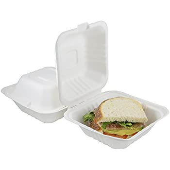 Houseables Takeout Containers to Go Box Restaurant Take Out Food Container 100 Pack  sc 1 st  Amazon.com & Amazon.com: Houseables Takeout Containers to Go Box Restaurant ...