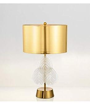 Lámparas de mesa Hojas de Estados Unidos para sala de estar ...
