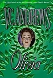 Front cover for the book Olivia by V.C. Andrews