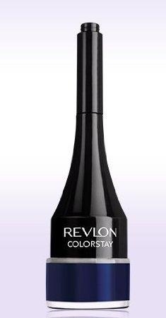 Revlon Colorstay Creme Gel Eye Liner - Rio Blue (007) - 0.08 oz by Revlon