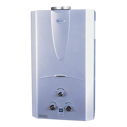 Marey Gas Tankless Water Heater GA16LPDP Propane Gas ()