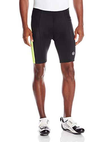 Canari Men's Blade Gel Cycling Shorts, Killer Yellow, Medium