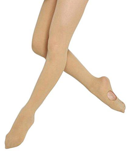 Girls Women Convertible Seamless Ballet Dux Dance Dancewear Bra S//M//L Nude