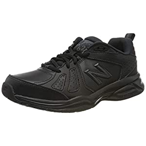 New Balance 624v5 Negro | Zapatillas Mujer