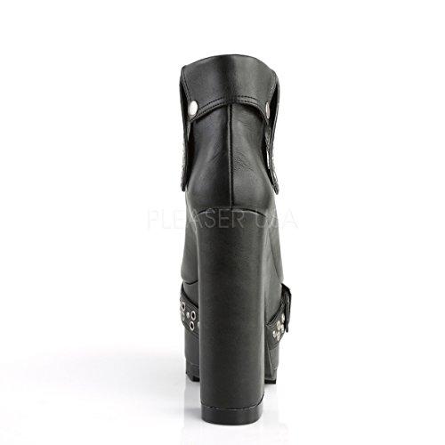 Demonia Kvinnor Kramper-103 / Bvl Boot