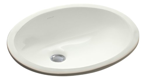 14' Bathroom Sink - KOHLER K-2209-NY Caxton Undercounter Bathroom Sink, 15