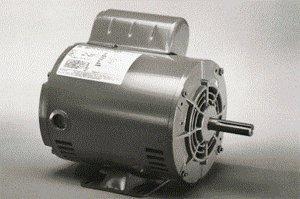 0.5 Hp Industrial Motor (Marathon S022 56 Frame Open Drip Proof 56S17D2046 General Purpose Motor, 1/2 hp, 1800 rpm, 115 VAC, 1 Split Phase, 1 Speed, Ball Bearing, Rigid Base)