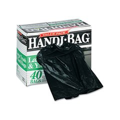 WBIHAB6FTL40 - Handi-bag Super Value Pack Trash Bags