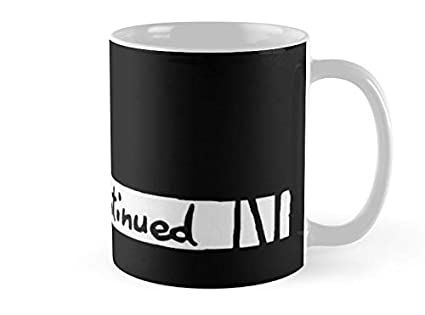 Amazoncom Blade South Mug To Be Continued Arrow Jojos Bizarre