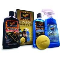 Meguiar\'s M6375 Flagship New Boat Owner\'s Kit