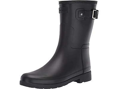 b9a7c414ea2 Hunter Women's Original Refined Short Rain Boots