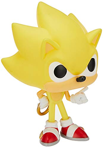Funko Super Sonic - Figura Decorativa, Multicolor, 20326