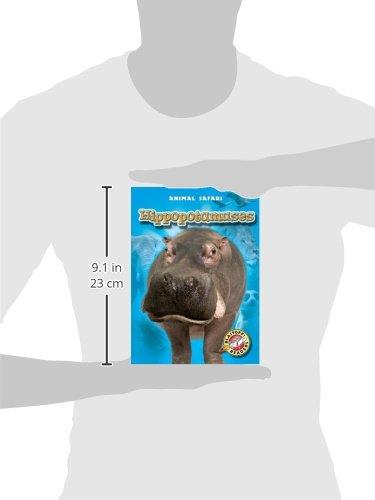 Hippopotamuses (Blastoff! Readers: Animal Safari) (Blastoff Readers. Level 1) by Bellwether Media