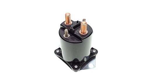 OEM Club Car Golf Cart Gas 12-volt Starter Solenoid, 4 terminal,