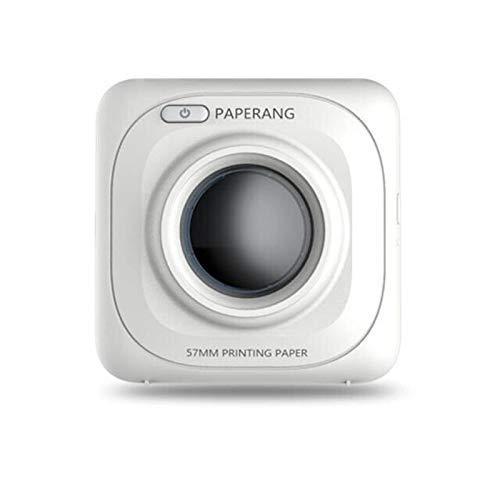 Mini impresora portátil de conexión para el teléfono Inalámbrico Bluetooth 4.0 Impresora de fotos Impresora térmica...