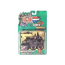 G.I. Joe vs Cobra Spy Troops Battle Blitz Vehicle with Grunt Action Figure [Toy]