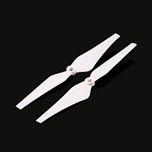 Ericoco No-Tightening Carbon Fiber Propellers Prop Guard for DJI PHANTOM Version 2 (Dual Centrifugal Blower Wall)