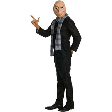 Despicable Me - Gru Adult Costume by -