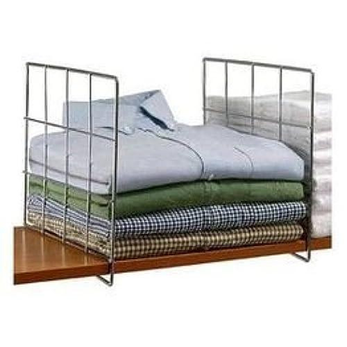 Closet Shelf Dividers for Wire Shelves: Amazon.com