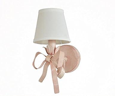 Wandbeleuchtung Wandlampe Wandleuchte Eisen Rosa Bogen Wandleuchte
