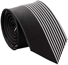 Wangyi Corbata- Corbata de Boda para Hombre 7 cm Doble Color a ...