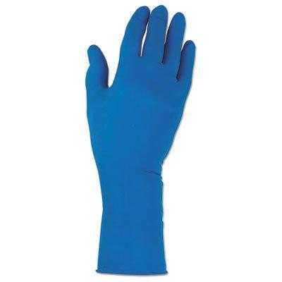 Kimberly-Clark 49825 Blue Neoprene Blend JACKSON SAFETY G29 Solvent Gloves, 12'' Length, Large (Pack of 500)