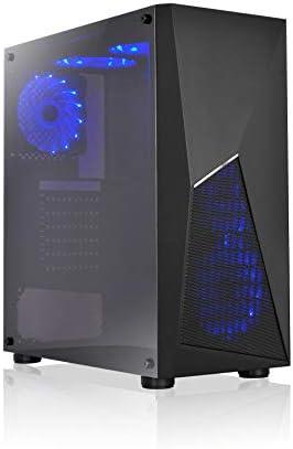 L-Link Storm - Caja de Ordenador Gaming USB 3.0 Sin Fuente, Negro ...