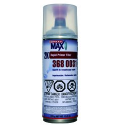 Spray MAX 2k Rapid Primer FillerGRAY Non ISO - 3680031