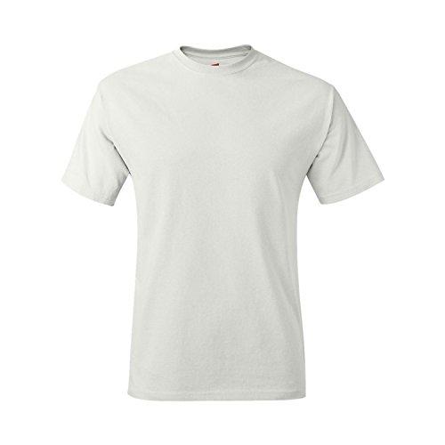 - Hanes 6 oz. Tagless T-Shirt, White, 6XL