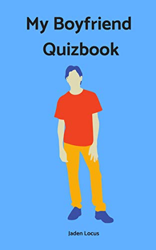 Amazon Com My Boyfriend Quizbook Best Personal Questions To Ask