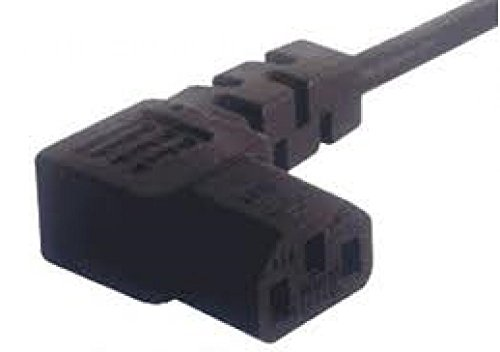 Samsung CLP-620ND Laser Printer Compatible Huetron 10 ft Right Angled Power Cord by SAMSUNG (Image #2)