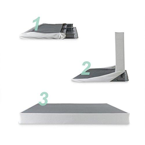 queen split foundation - 1