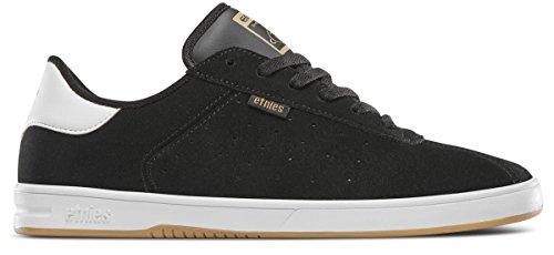 Etnies Men's The Scam Skateboarding Shoes, Navy White Gum Black