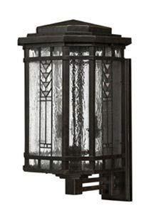 Hinkley 2244RB Transitional Four Light Wall Mount from Tahoe collection in Bronze/Darkfinish, ()