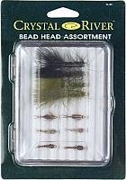 Crystal River Bead Head Fly Assortment (Assorted) ()
