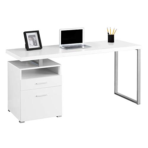 Best Monarch Writing Desks - Monarch Metal Computer Desk, 60