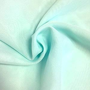 Solid Chiffon Fabric Polyester Dress Sheer 58'' Wide By the Yard All Colors (10 YARD, - Dress 10 Yard Fabric