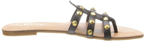 Sandalo Gladiatore Rosa Donna Callisto Nero