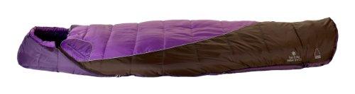 Sierra Designs Women's Rosa 35 Degree Synthetic Fill Sleeping Bag (Long), Outdoor Stuffs