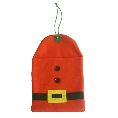 Backpack With Mouse - 2019 Cartoon Candy Bag Drawstring Christmas Snowman Elf Greeting Card Gift - Bag Elf Kid Elf Women Gift Jute With & Gift Drawstring Mouse Plastic Elf Toy Tie Sack Shelf We