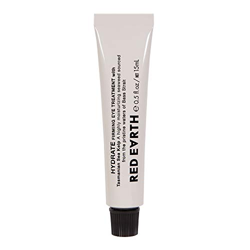 Hydrate Firming Eye Treatment by Red Earth – Hydrating Eye Cream for Dark, Puffy, Tired and Overworked Eyes – 15ml 0.5 fl oz