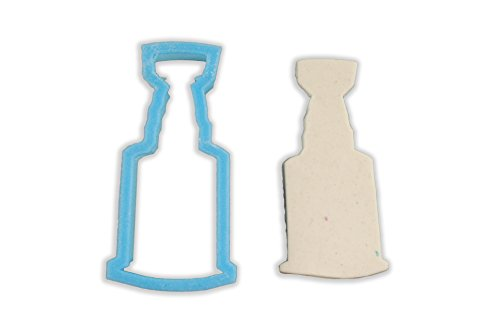 Hockey Cup Trophy Cookie Cutter - LARGE - 4 Inches