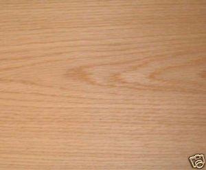 Flexible American White Oak Wood Veneer 96inches x 24inches...Free Postage